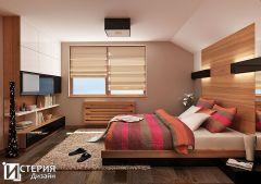истерия дизайн виера Спалня1  4