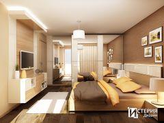 истерия дизайн виера Спалня2  3