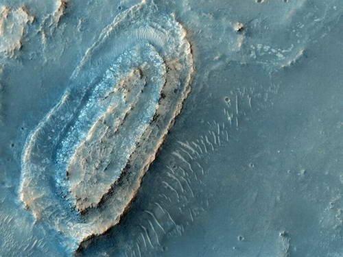 Снимки на НАСА от Марс