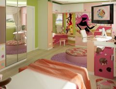 истерия дизайн дианабад детска стая 1