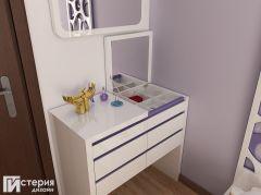 истерия дизайн Борово спалня 5