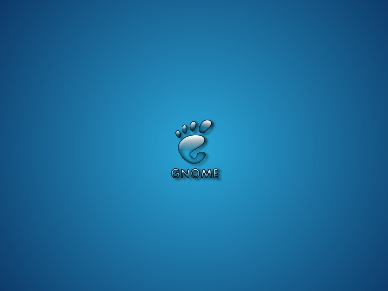 gnome linux 1600x1200