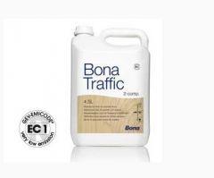 Bona Traffic - предпазване на естествения паркет от надраскване и износване
