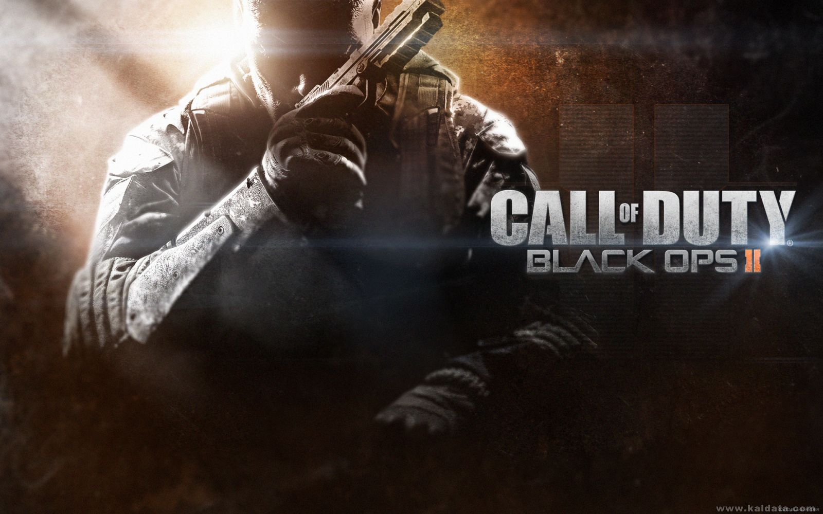 call Of duty black Ops 2 2013 game wide