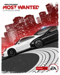 Need For Speed, Most Wanted 2012 video game Box Art