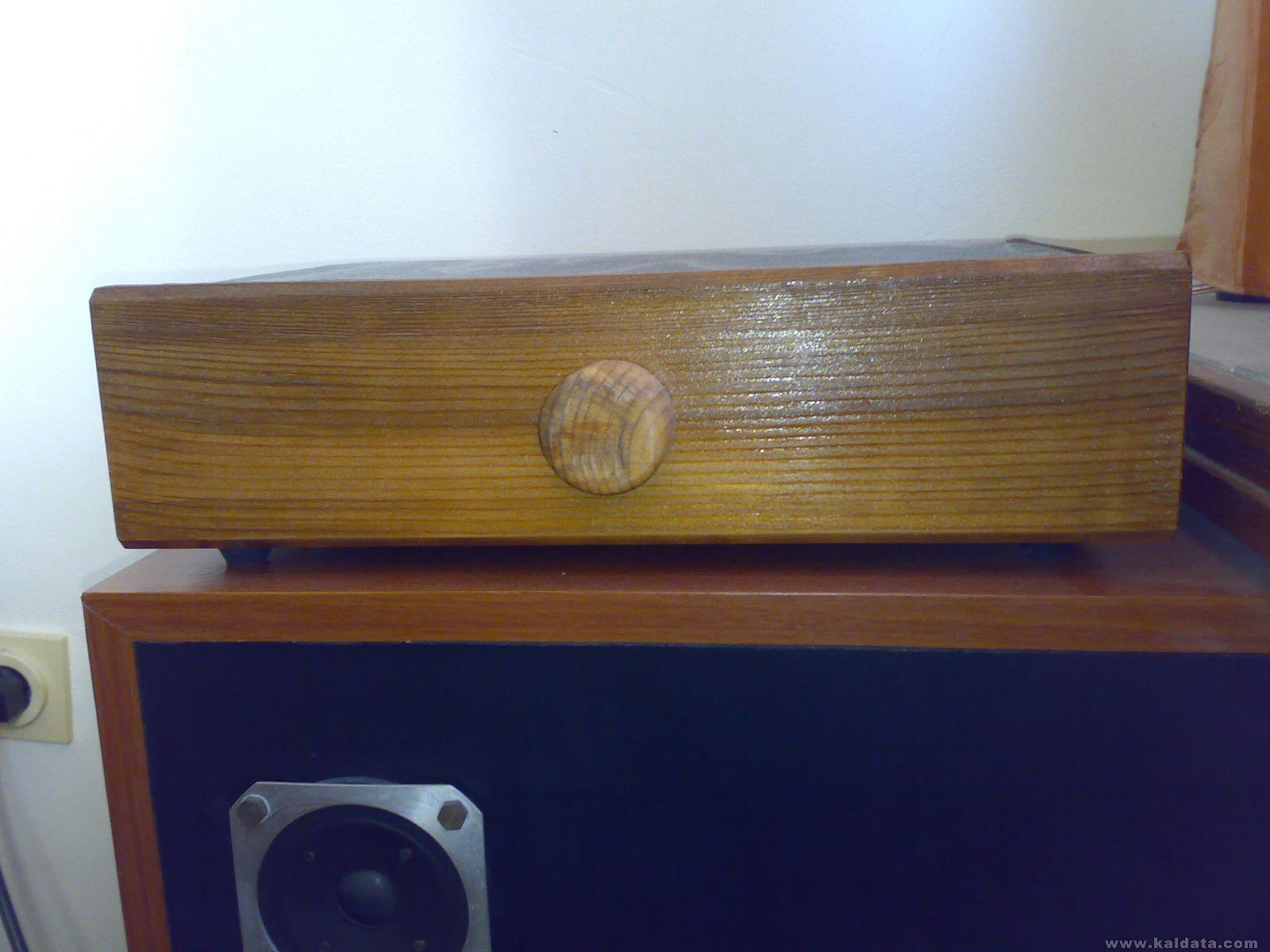 Дървения амп TDA 7293