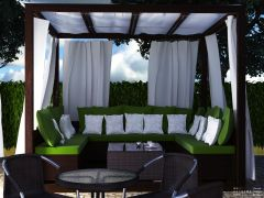 Лятна градина кафе-бар