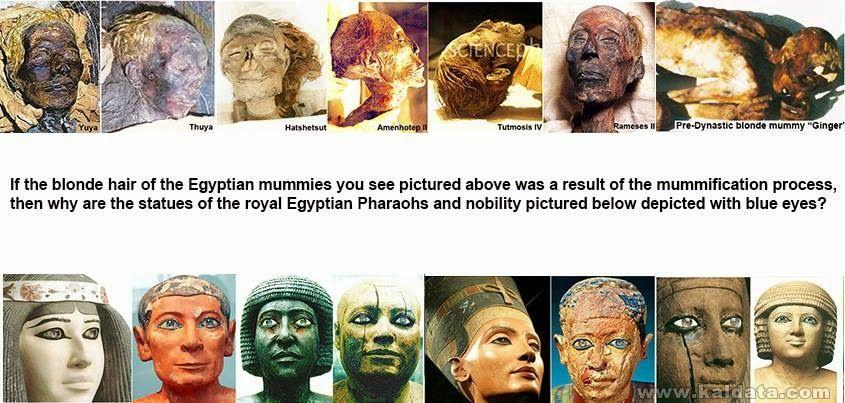 египетските фараони