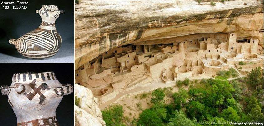 Древнобългарски артефакти в Америка