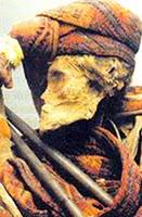 Мумия на хората на Облаците Какапоя