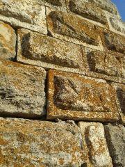 Nessebar krepostna stena 1