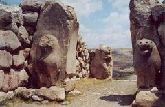 Bogaskoy - Hattusa, liongate