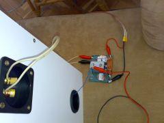 AURA Sound-ns6 255-8a + HiVi TN25