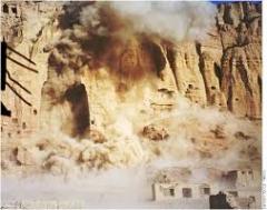 Blast Buddha, Afganistan