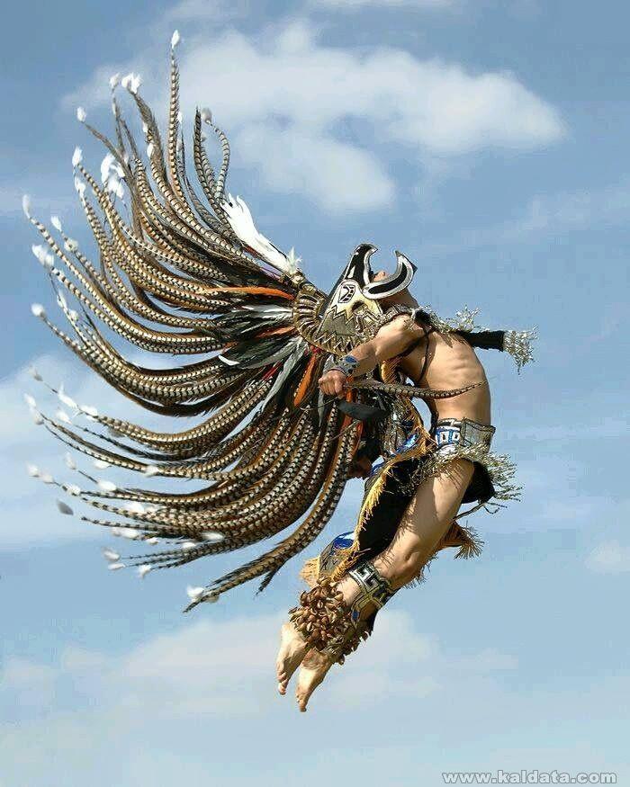 Aztek Dancing, Азтек