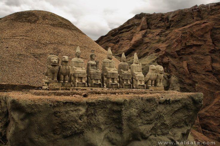 Nimrud mount, Turkey