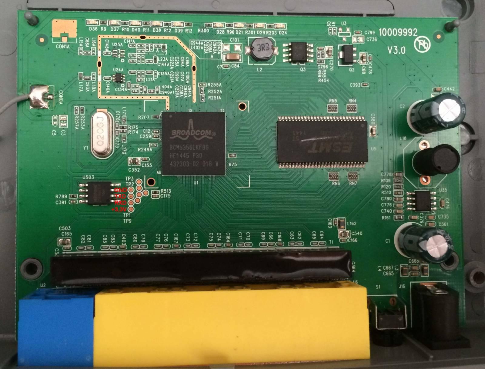 Tenda W311R+ точки за програмиране