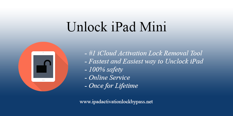 Unlock iPad Mini