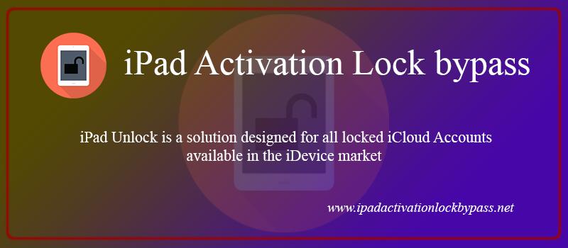Unlock iPad Pro