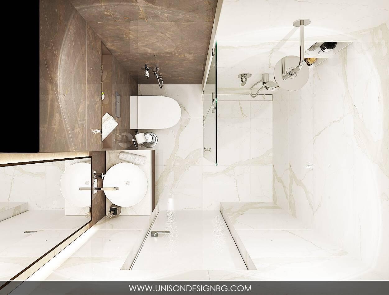 Интериорен проект на апартамент гр. Велико Търново.