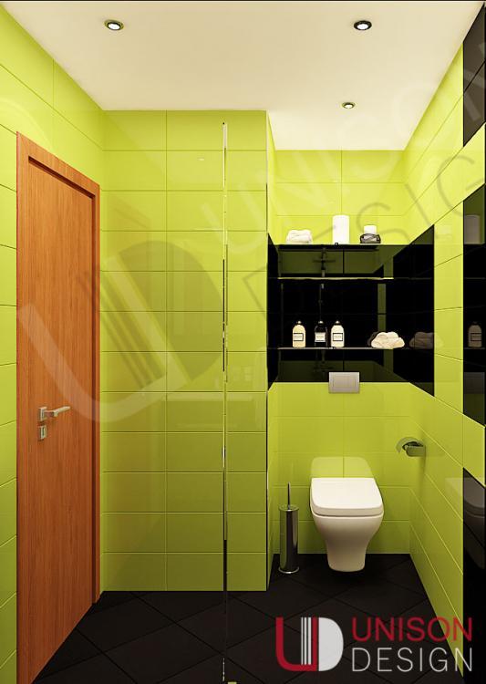 Интериорен дизайн-баня-обзавеждане-баня зелено-баня черно-Unison Design-interioren dizajn-2.jpg