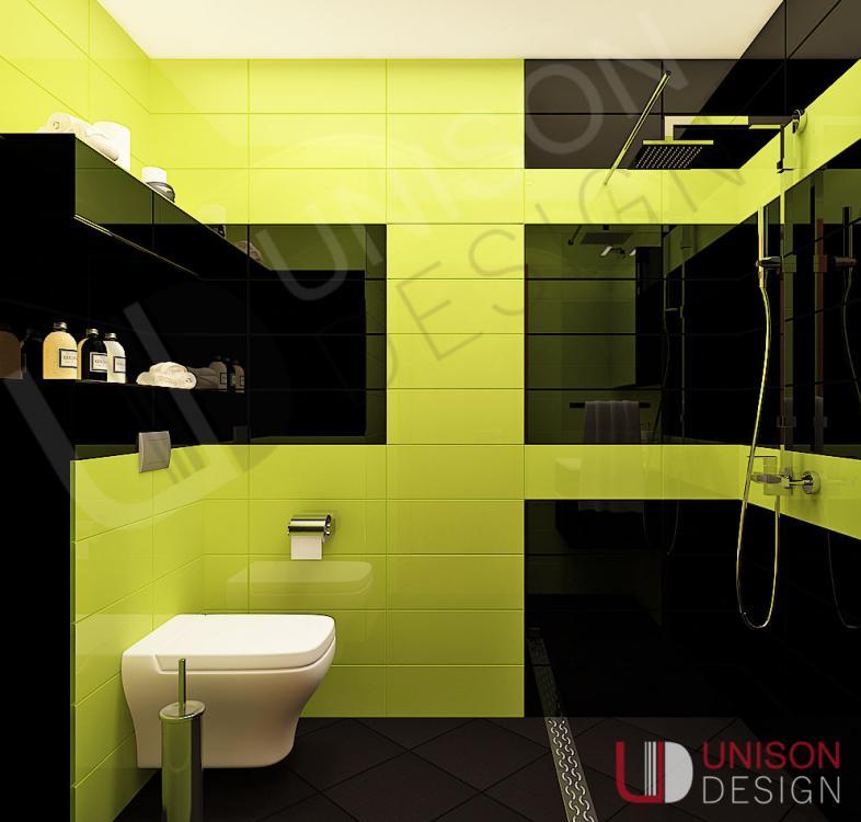 Интериорен дизайн-баня-обзавеждане-баня зелено-баня черно-Unison Design-interioren dizajn-6.jpg