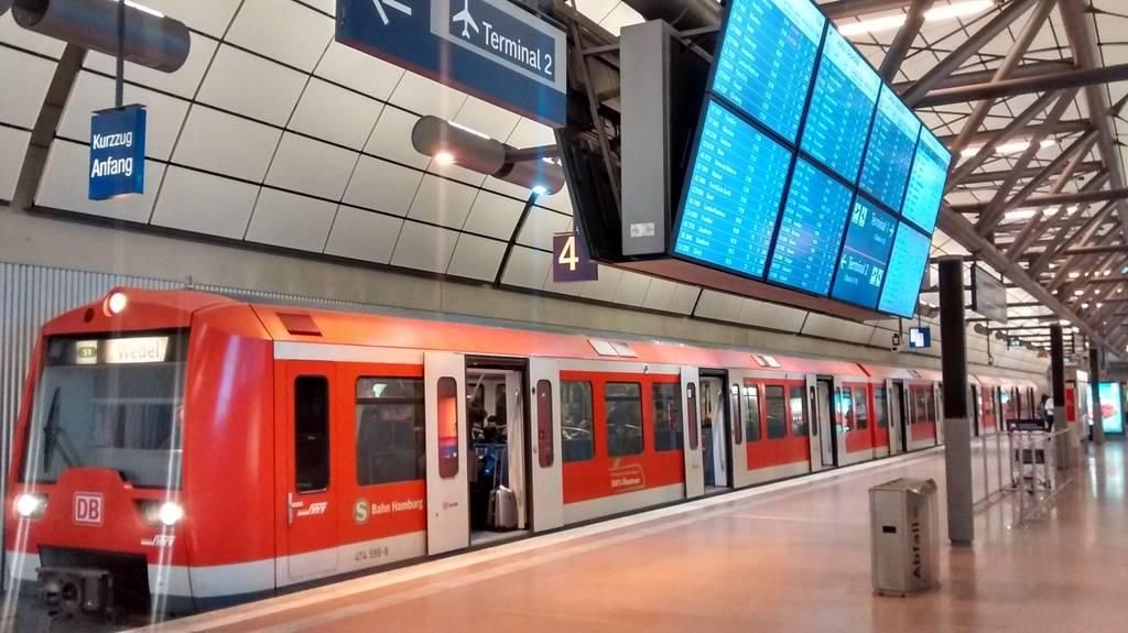 Африкански емигрант закла бебе в хамбургското метро