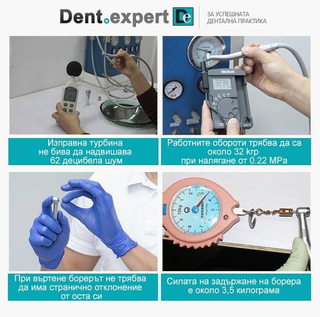 Кога стоматологичните турбини и наконечници се нуждаят от ремонт