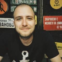 Pavel Kichev