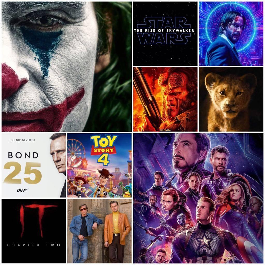 Кино:най-чаканите филми през 2019