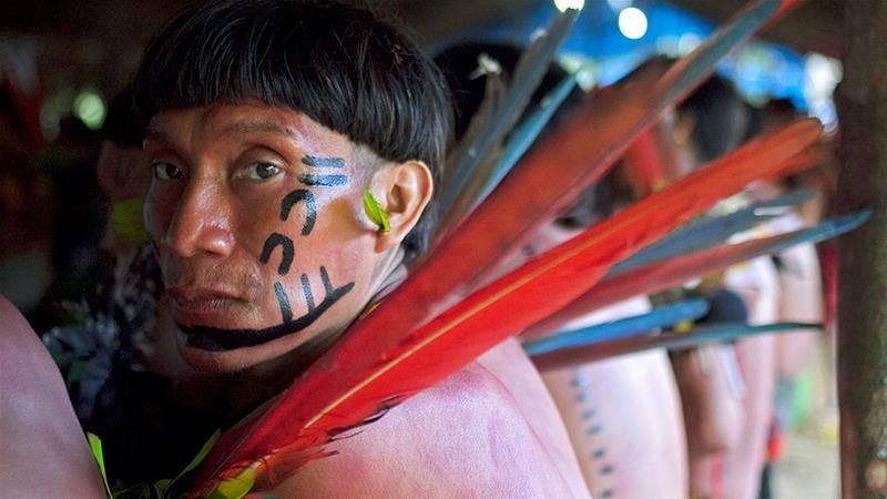 Племето Яномама в горите на Амазония - наследници на Древните българи