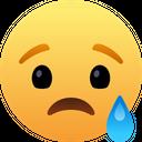 Тъжно