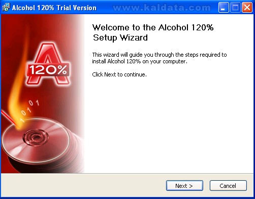 Alcohol 120% is a powerful Windows CD and DVD burning software that