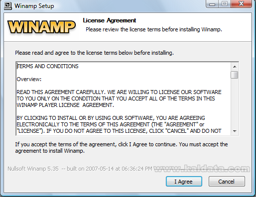 Winamp  - сваляне,инсталация, настройки и работа с програмата 1