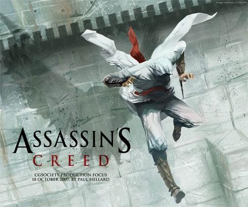 Assassins Creed 2 Шрифт для фотошопа  Файлы  патч