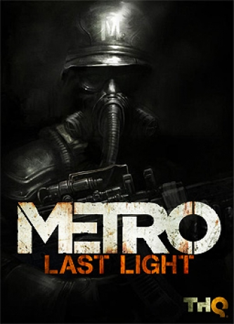 Free Download Game PC Metro Last Light.