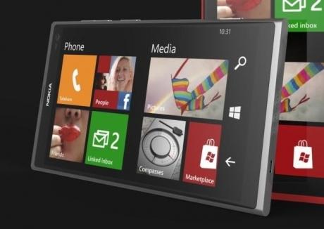 Смартфона Nokia Lumia 928 ще е с метален корпус