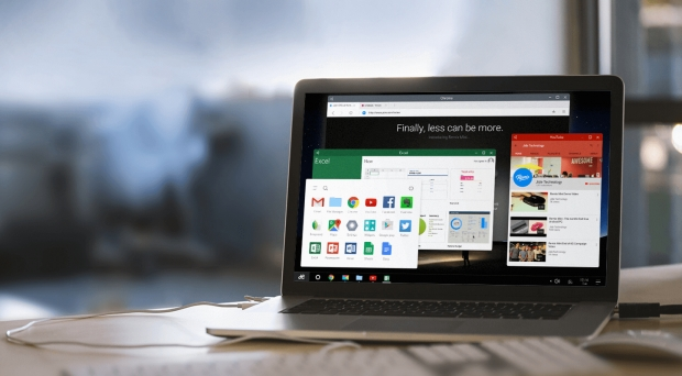 CES 2016:   Remix OS 2.0 -     Android