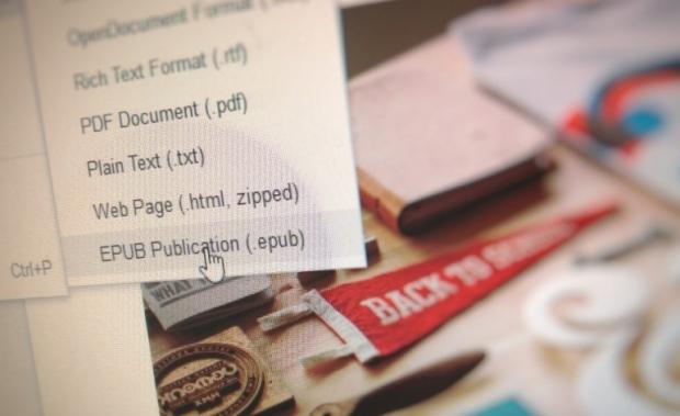 Електронни книги ePub