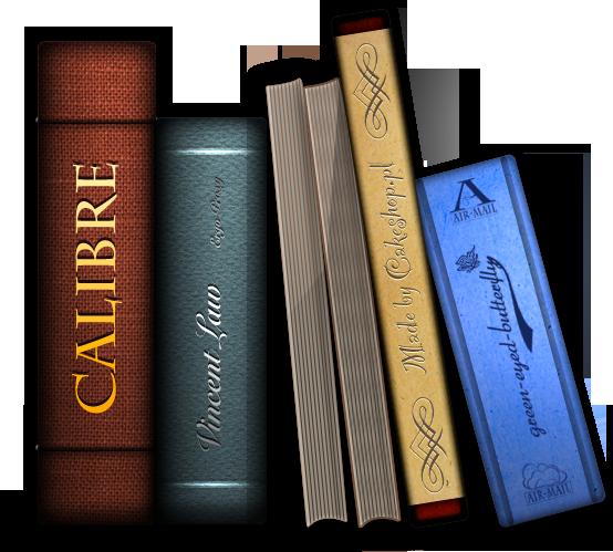 Calibre е мултиплатформено приложение за четене и обработване на електронни