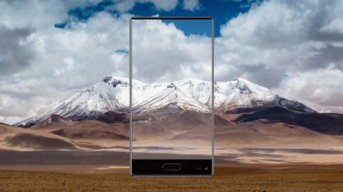 Безрамковият телефон Ulefone Mix бе обявен за конкурент на смартфона