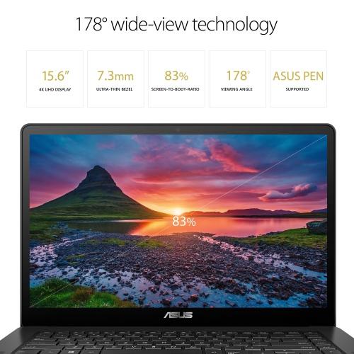 ASUS представи още един лаптоп от серията ZenBook Pro с