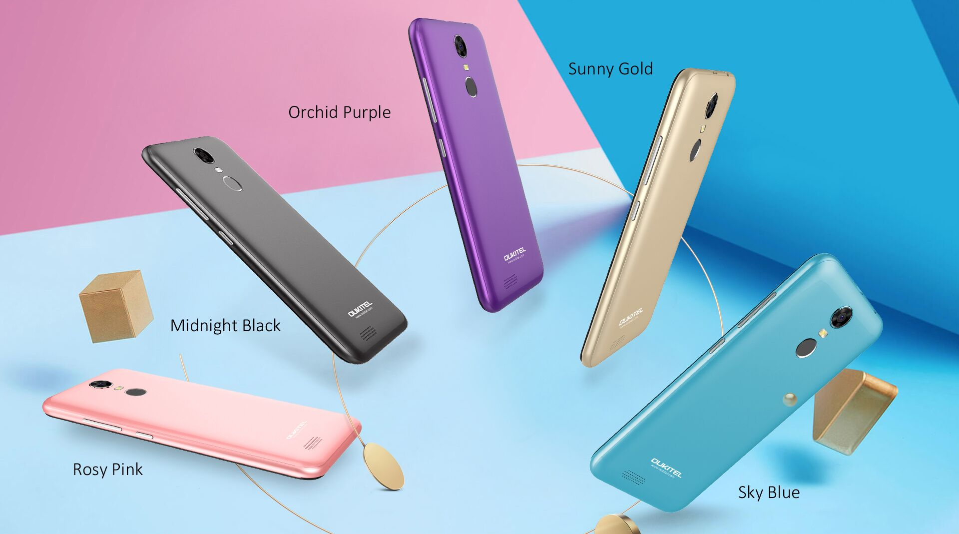 Смартфоните с безрамкови екрани са вече много популярни на пазара.