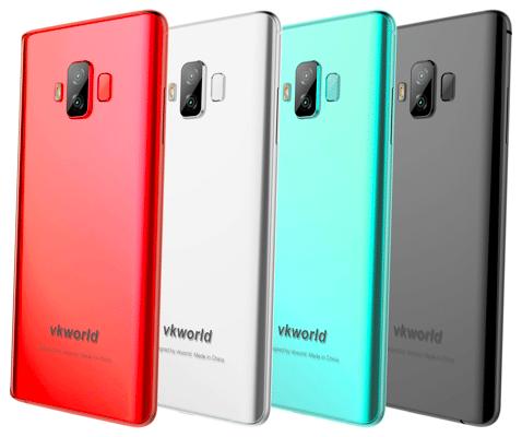 Тази година компанията Vkworld вече пусна смартфона Vkworld Mix Plus,