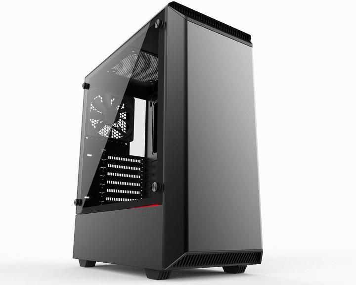 Тайванският производител Phanteks представи на пазара новата Mid-Tower компютърна кутия