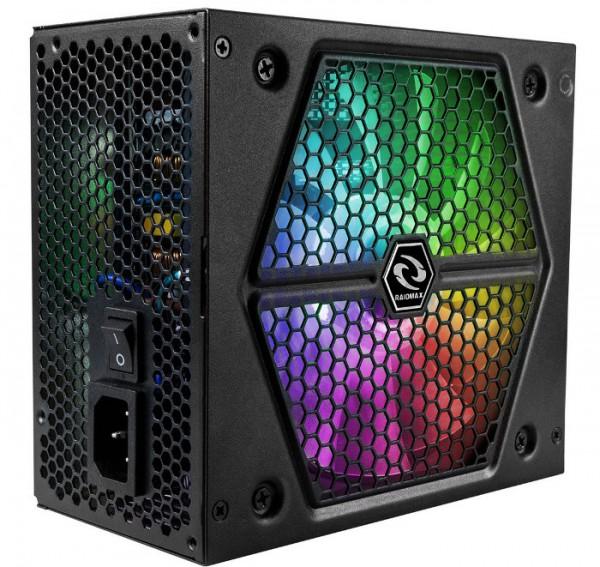 Raidmax официално представи серията от захранвания, наречена Thunder RGB, която
