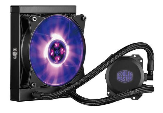 Cooler Master представи на пазара процесорните водни охлаждания MasterLiquid ML120L