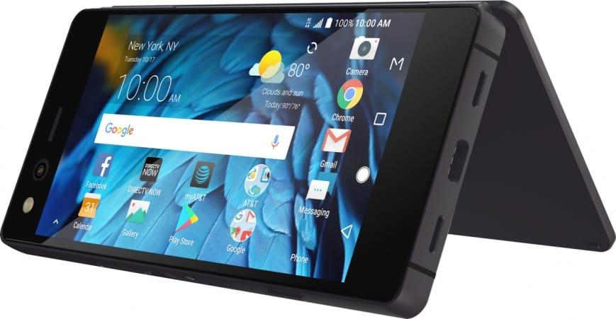 Неотдавна се състоя анонсът на революционния сгъваем смартфон ZTE Axon
