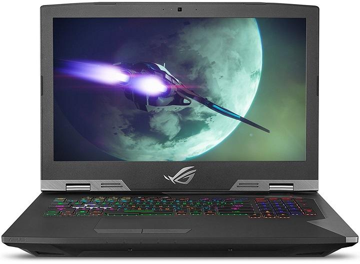 ASUSTeK Computer представи на пазара геймърския лаптоп ROG Chimera G703,