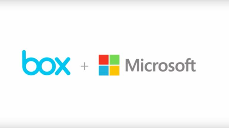 Microsoft анонсира инициатива съвместно с облачния доставчик Box, която ще